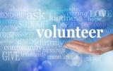 33977592 - Request For Volunteers Bokeh Banner